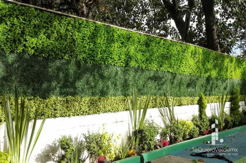 Muro verde artificial tqv 2 tqv for Proyecto jardines verticales