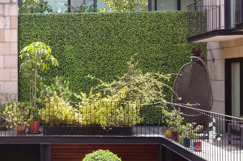 Plantas artificiales exteriores tqv for Plantas artificiales para exterior